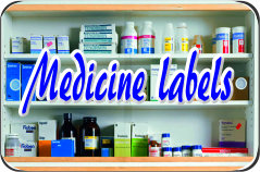 Medicine Labels Change