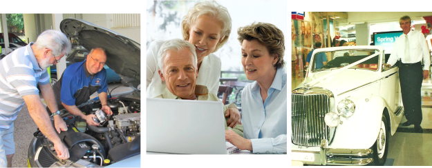 Aussie Over Fifties Seniors Services Guide