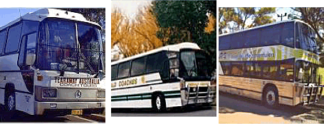 Bus Coach Travel Tours